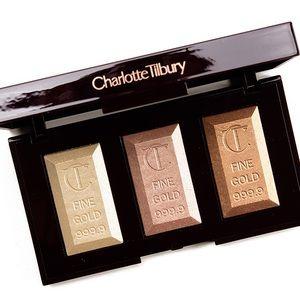BNIB Charlotte Tilbury Highlighting Palette